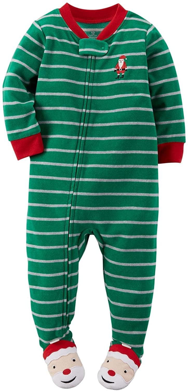 Carter's Baby Boys' Footie (Baby) - Reindeer - 24 Months
