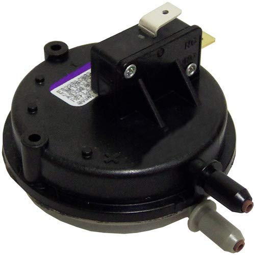 Ducane Gas Furnace Vent Air Pressure Switch - Without New Mounting Bracket - 103245-01 (Renewed)
