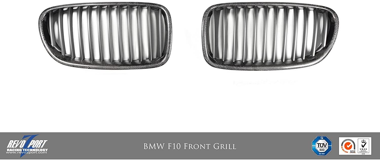 RevoZport F10 M5 Front Grill (Carbon)