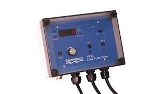Seametrics PT35S Dual Counter/Timer, Feed and Bleed, Solid State Output