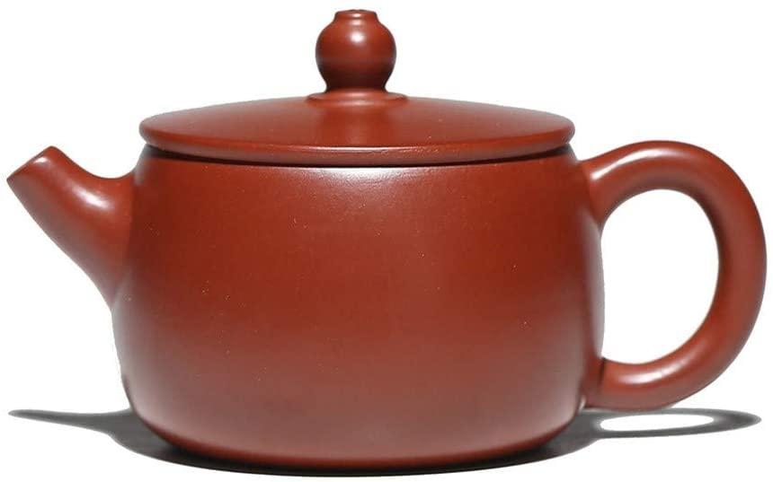 Bin Zhang Big Red Teapot (Color : Natural)