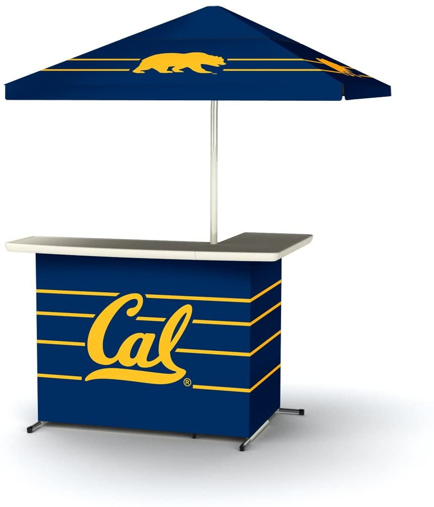 Best of Times Collegiate Patio Bar and Tailgating Center, Standard Package, Cal Berkley