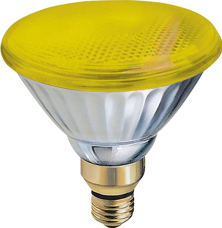 GE Lighting 20945 85-Watt PAR38 Outdoor Incandescent Bug Lite