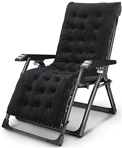 Aoyo Folding Reclining Lounge Chairs, Multifunctional Folding Metal Folding Beach Chair for Outdoor