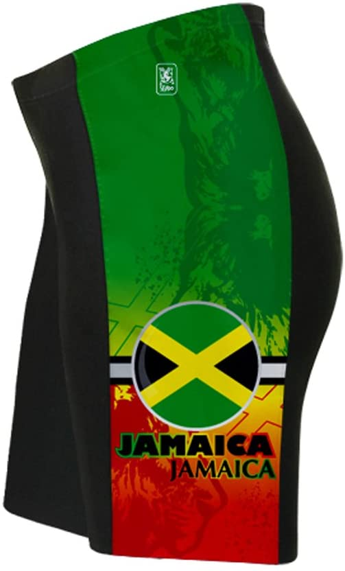 ScudoPro Jamaica Cycling Shorts for Men
