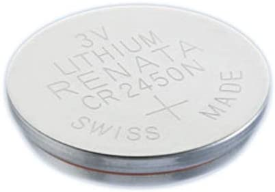 Renata IEC CR2450N Watch Coin Cell Battery from