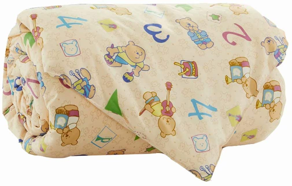 fscz Children's Silk is 100% Silk, Single Winter, Spring and Autumn, Air Conditioning, Mother, Silk, Core, Cotton Quilt Cover, 150200Cm
