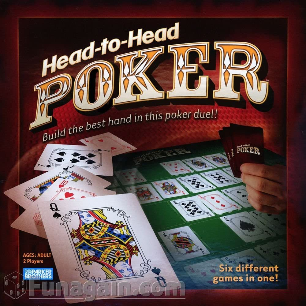 Parker Brothers Head To Head Poker