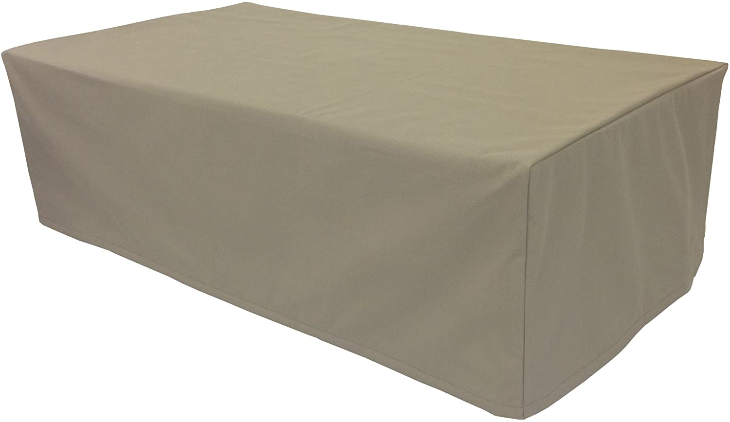 Easy Way Products Furniture Large Rectangular Ottoman Cover