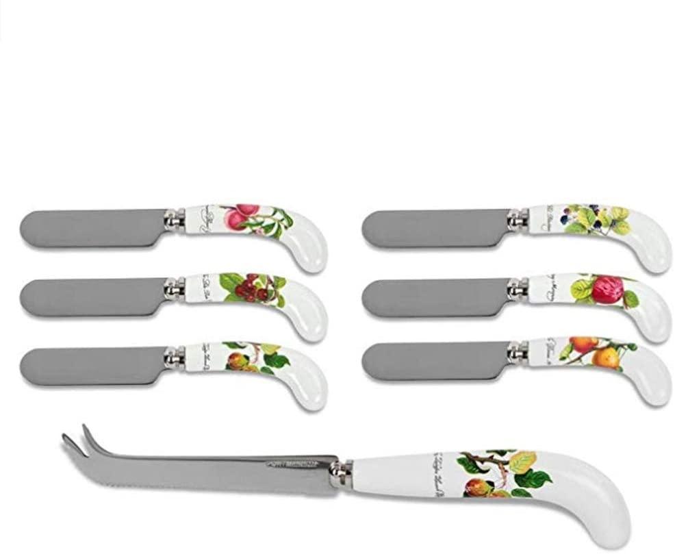 Portmeirion Pomona Cheese Knife and Spreaders