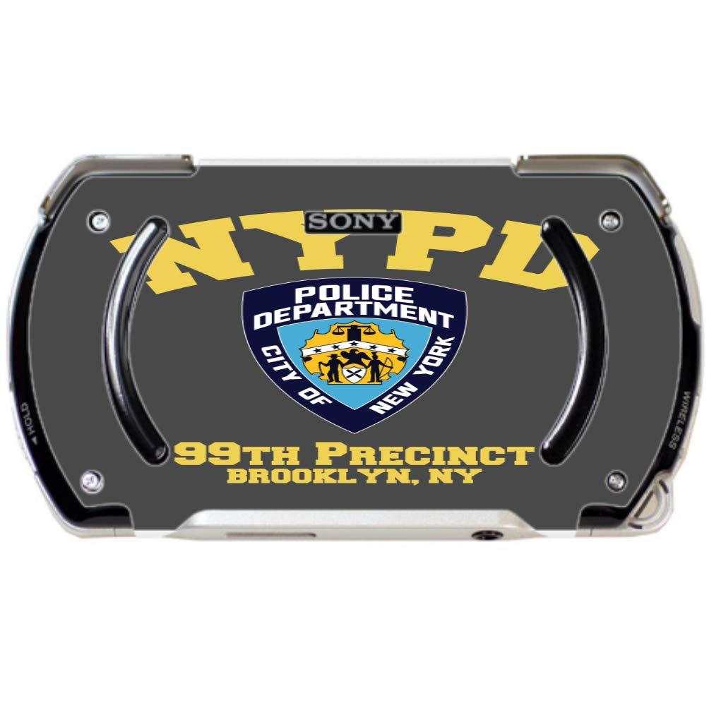 Police Department Logo Precinct 99 Vinyl Decal Sticker Skin by egeek amz for PSP Go