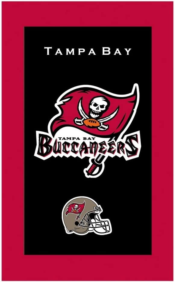 KR Strikeforce Bowling Bags Tampa Bay Buccaneers NFL Licensed Towel by KR