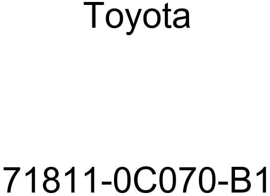 TOYOTA Genuine 71811-0C070-B1 Seat Cushion Shield