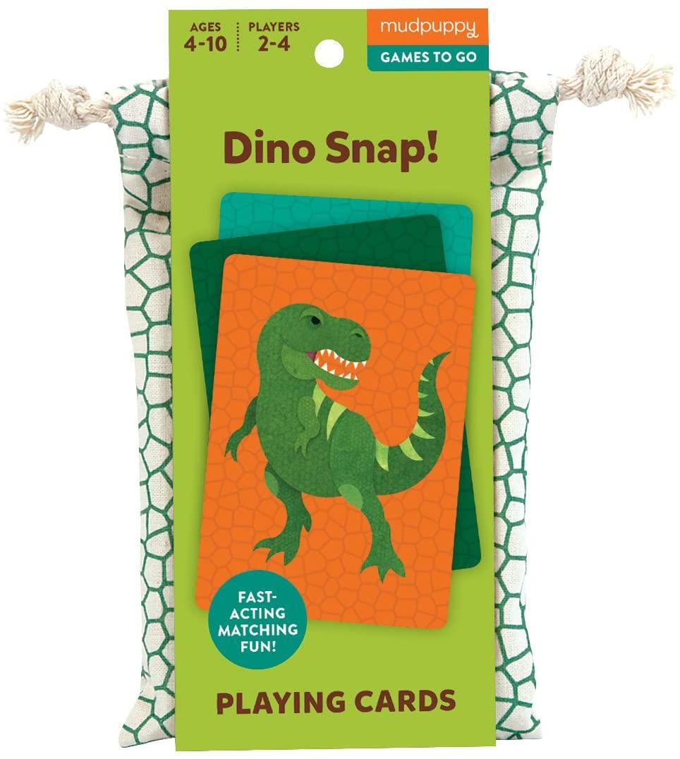 Dino Snap! Card Game