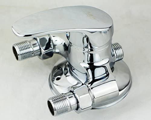 Brass wall mounted Shower Mixer/Hot and cold faucet shower/switch mixing valve Kit