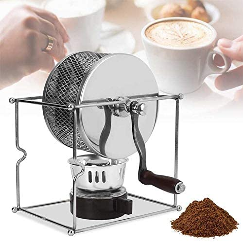 Kitchen & Dining Tools DIY Stainless Steel Coffee Bean Baked Machine Mini Manual Beans Roaster