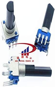 Davitu Terminals - 20pcs Model 09 mixer sound potentiometer RK0936N B20K midpoint L30 RK09 23MM