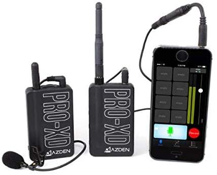 Azden PRO-XD I-Coustics Pro-XD Digital Wireless Microphone System