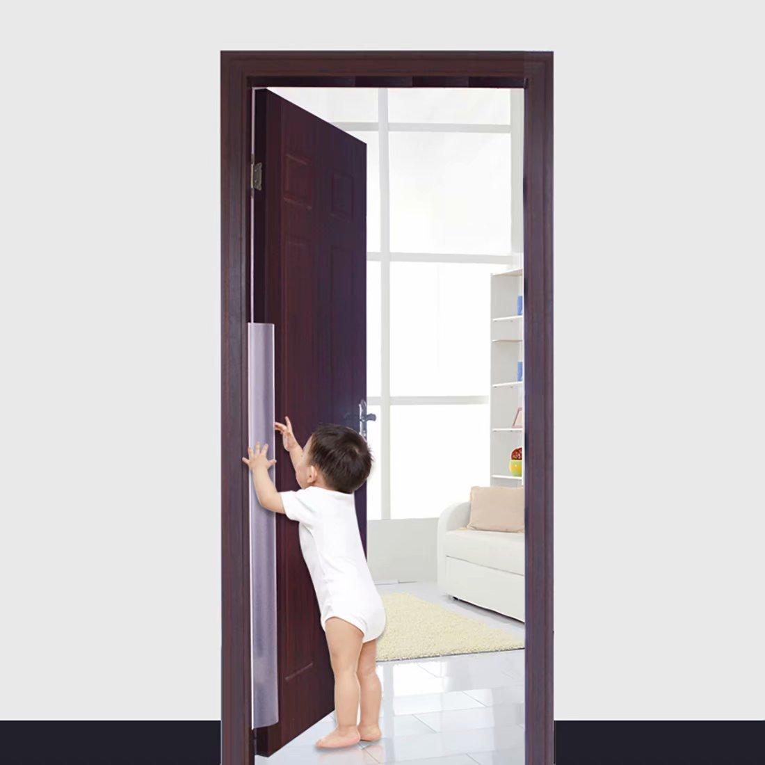 Children's Anti-Grip Door Sewing Strip Protection Strips Baby Child Safety Anti-Slip Door Hand Protection Kindergarten Door Shield Child Anti-Pinch Children 50/9CM