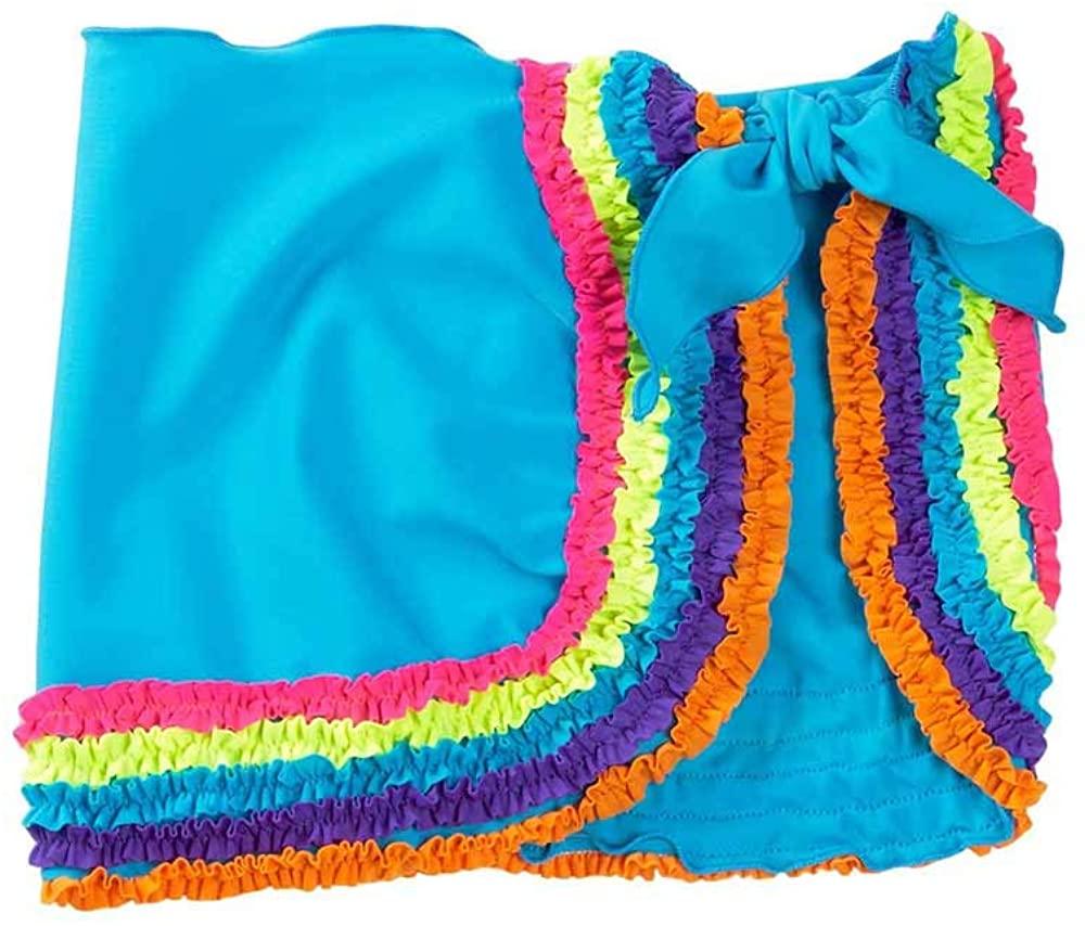 Azul Blue Chasing Rainbows Swim Skirt