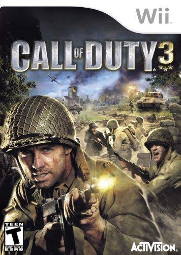 Call Of Duty 3 - Nintendo Wii (Renewed)