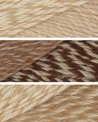 Jojoland Rhythm Yarn M28 Harvest Wheat