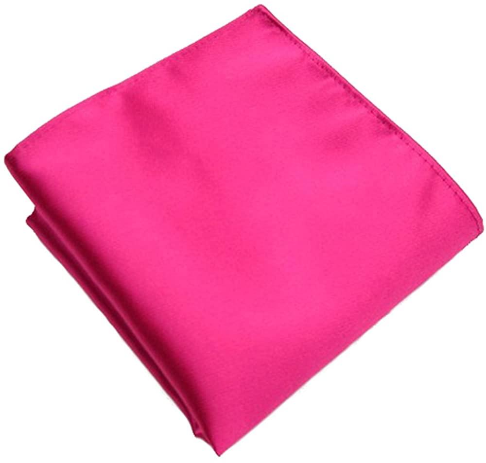 Juanshi Mens Silk Pocket Square