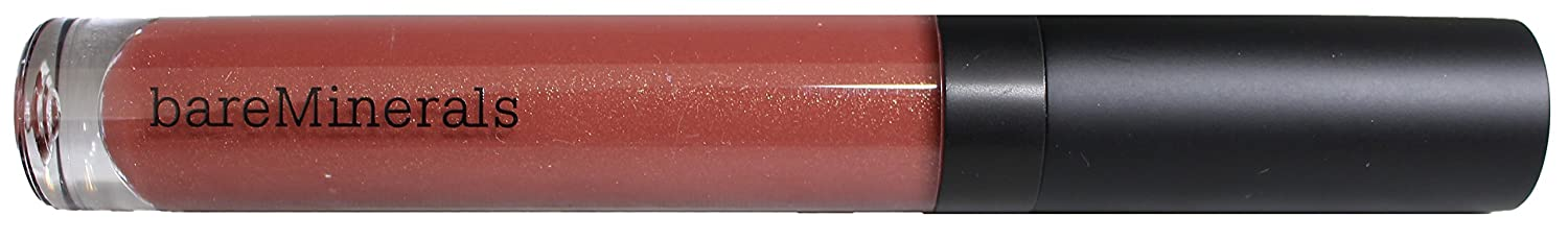 bareMinerals Moxie Plumping Lipgloss - Maverick (Rosewood Shimmer) 0.15 oz, clear (SG_B071ZT1HCX_US)