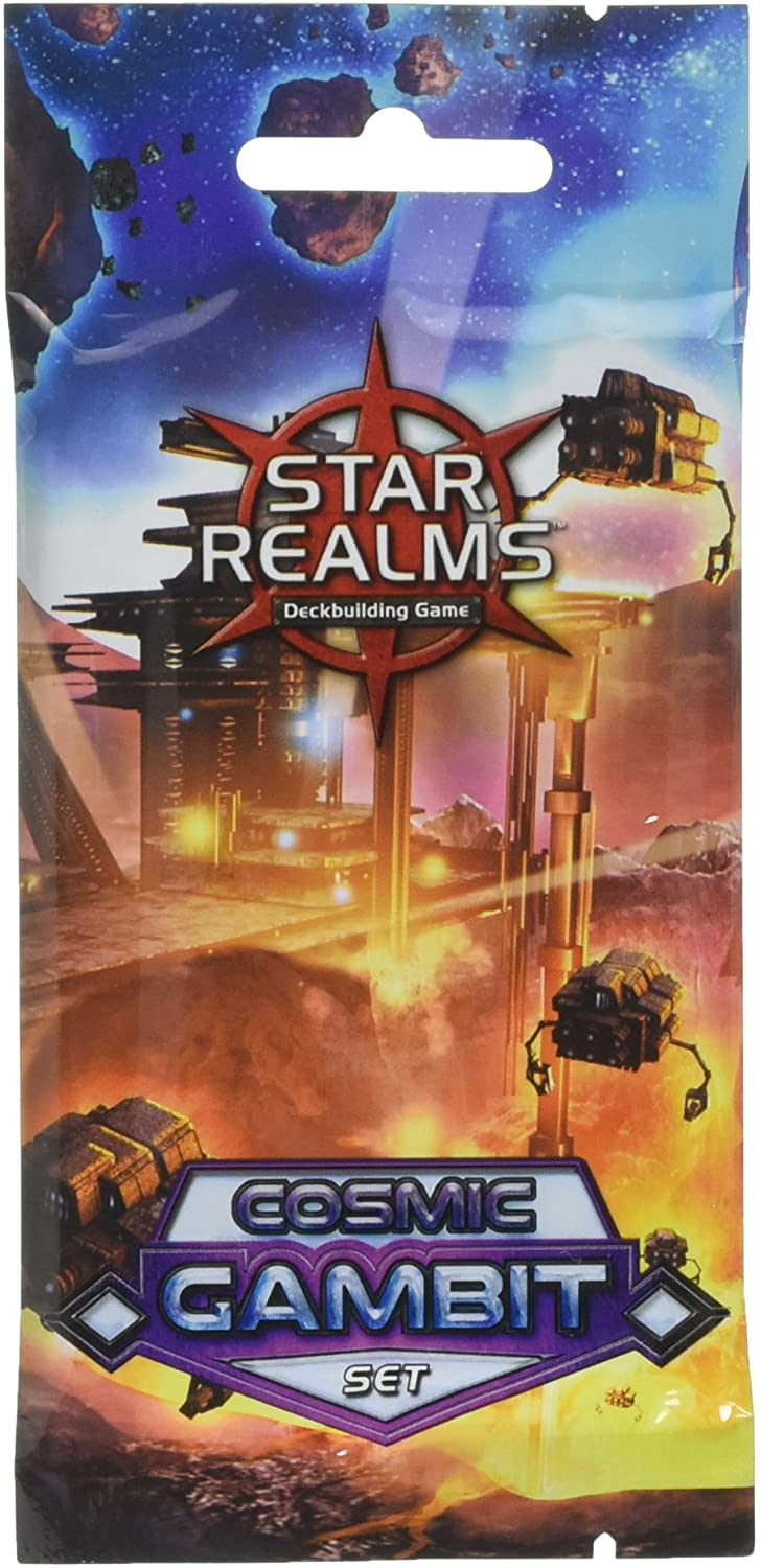 White Wizard Games Star Realms Expansion: Cosmic Gambit