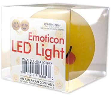 KI Emoticon LED Light