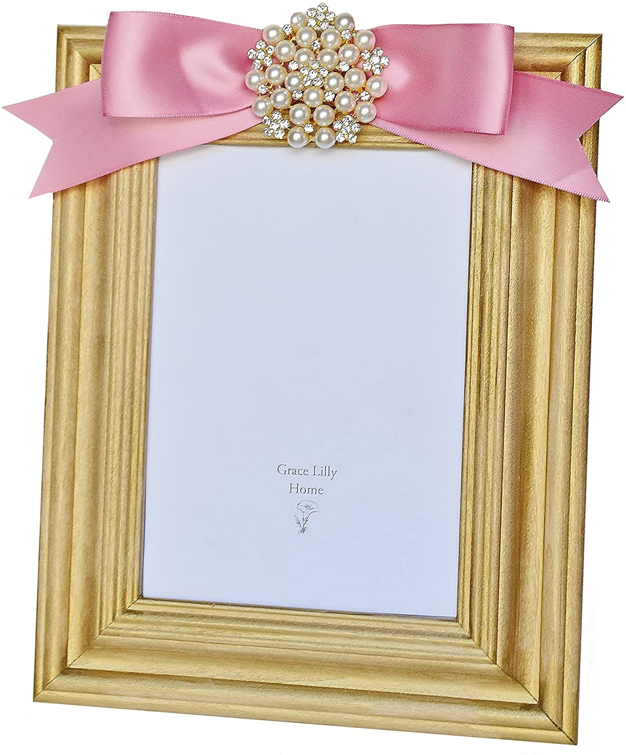 Grace Lilly Home Pink Picture Frame 5 x 7
