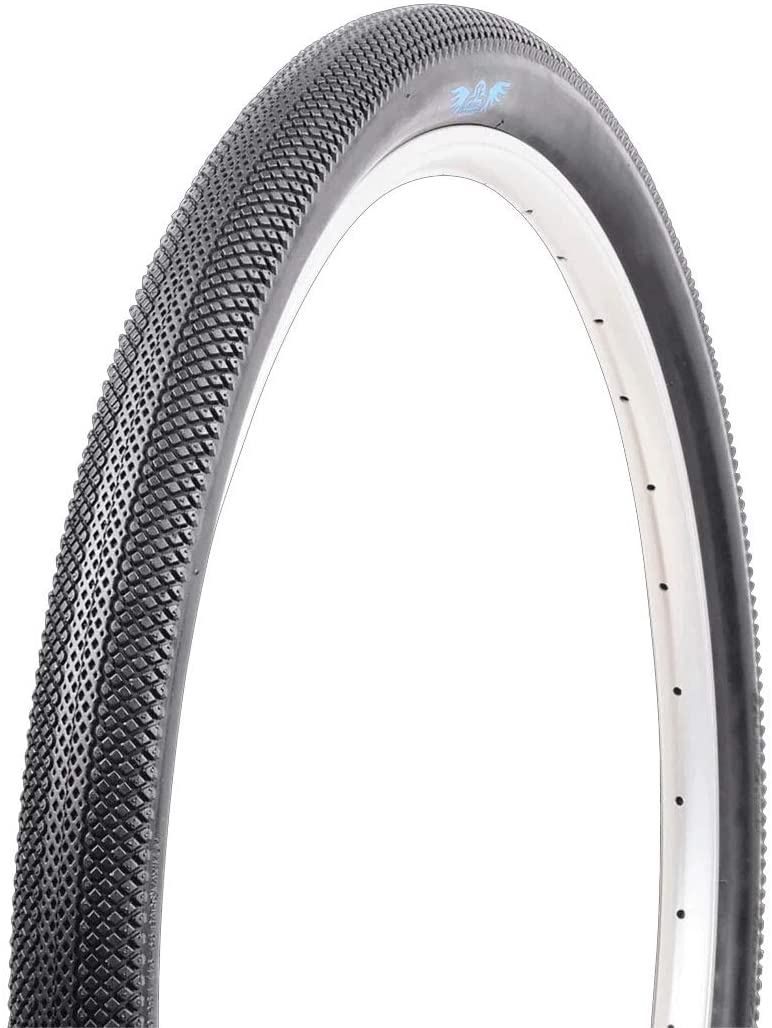 SE Bikes Speedster 29 x 2.8 Inch OEM BMX Durable Wire Bead Replacement Dirt Street Bike Tire Bundle (Black)