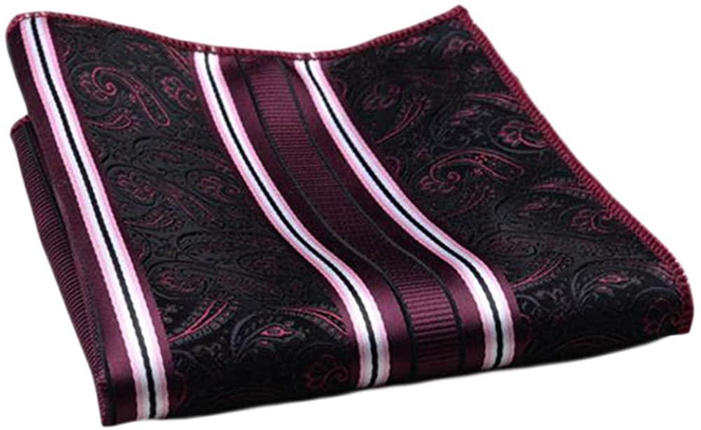 Exquisite Pocket Squares For Men Wedding & Tuxedo Pocket Square Handkerchief-A41