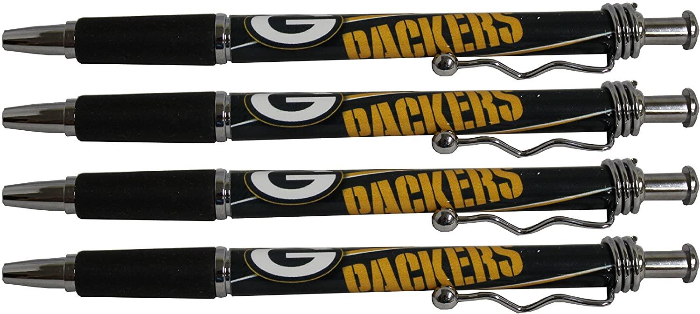 HUNTER Green Bay Packers Jazzy Pen 4pk