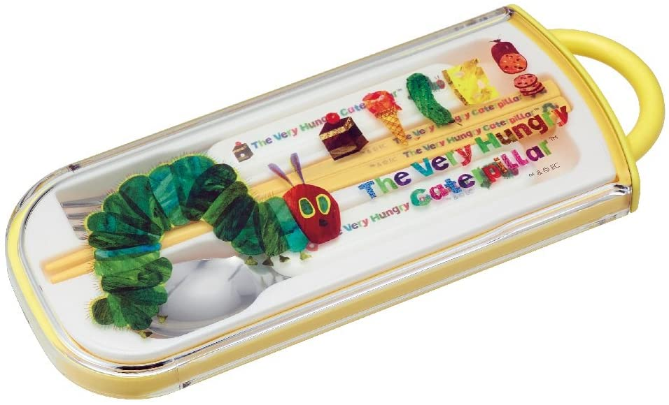 Gakken Suteifuru The Very Hungry Caterpillar trio set Caterpillar K13011