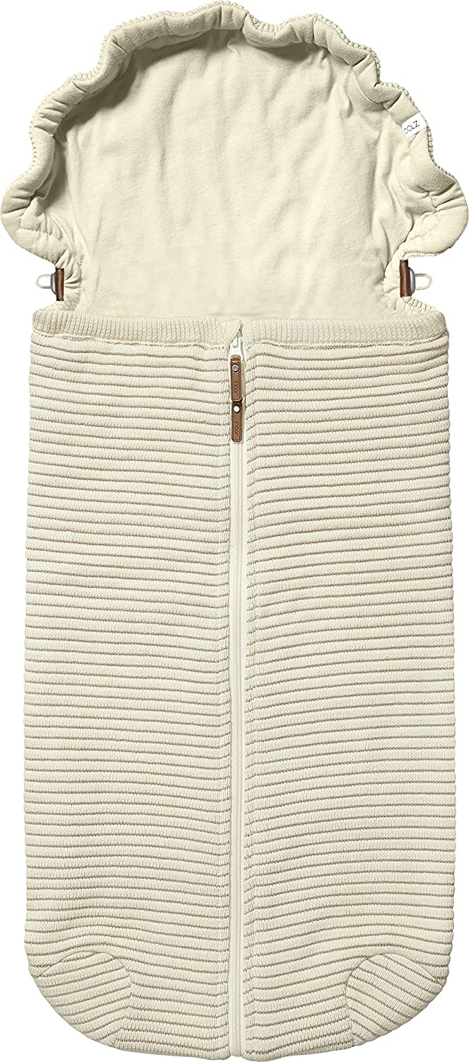 Joolz Essentials Ribbed Nest, Off-White