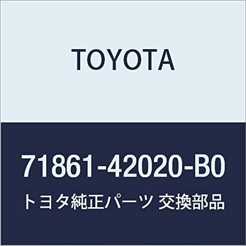 TOYOTA Genuine 71861-42020-B0 Seat Cushion Shield