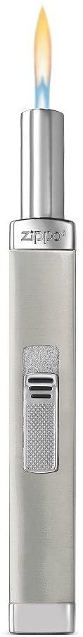 Zippo 121491 Mini MPL Candle Lighter, Brush Chrome