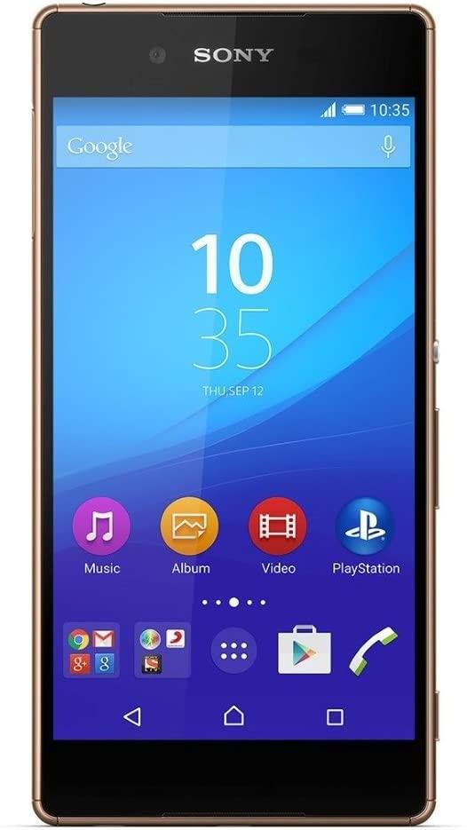 Sony Xperia Z3+ (Z3 Plus) E6553 5.2-Inch 32GB Factory Unlocked Smartphone (Copper) - International Stock - No Warranty