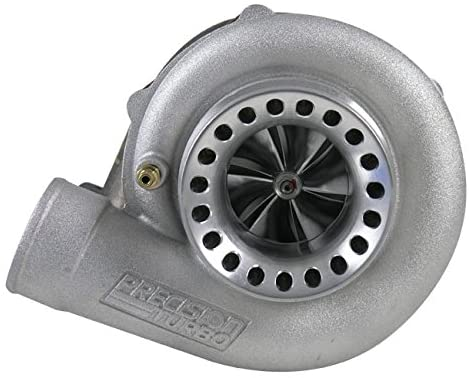 Precision Turbo GEN2 PT6266 CEA Turbocharger (800 HP), Ball Bearing & Ported S Cover - V-Band Inlet/Discharge (0.82 A/R) (STAINLESS HOUSING)
