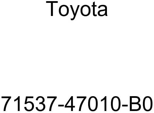 TOYOTA Genuine 71537-47010-B0 Seat Cushion Edge Protector