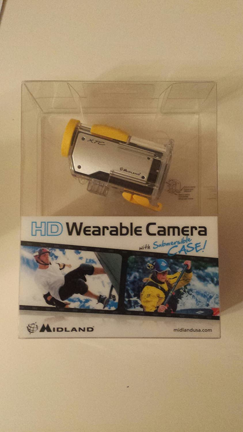 Midland 720P HD Action Cam SubmsblCase