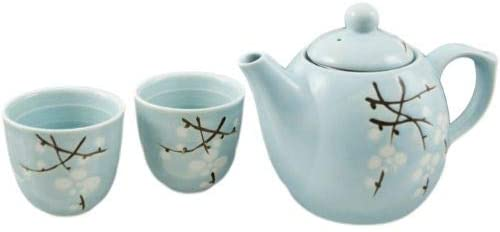 Fuji Merchandise TPS2-722 1:2 TEA SET, One Size, Blue