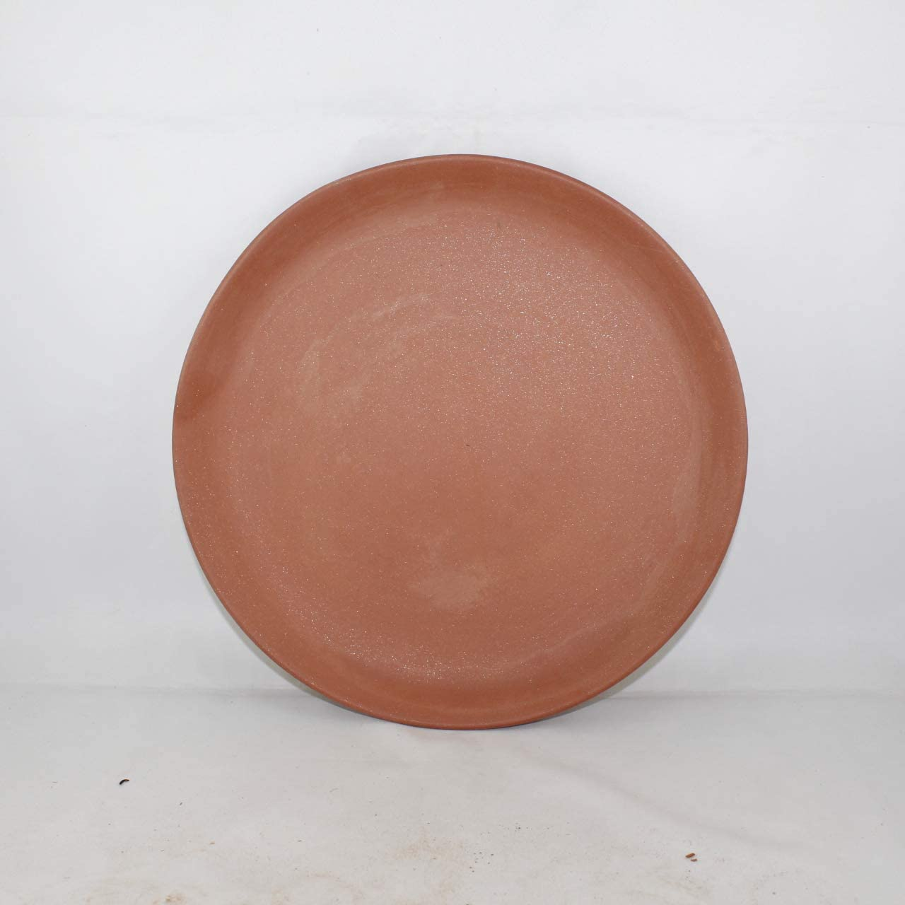 11 Inch Clay Chapati Plate 100% Natural Cay & Health Benefits