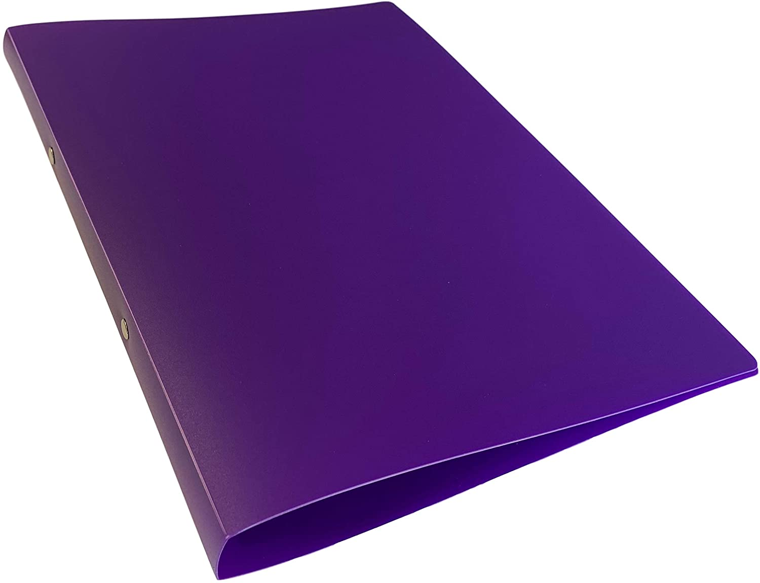 Pack of 12 A4 Purple Ring Binders by Janrax