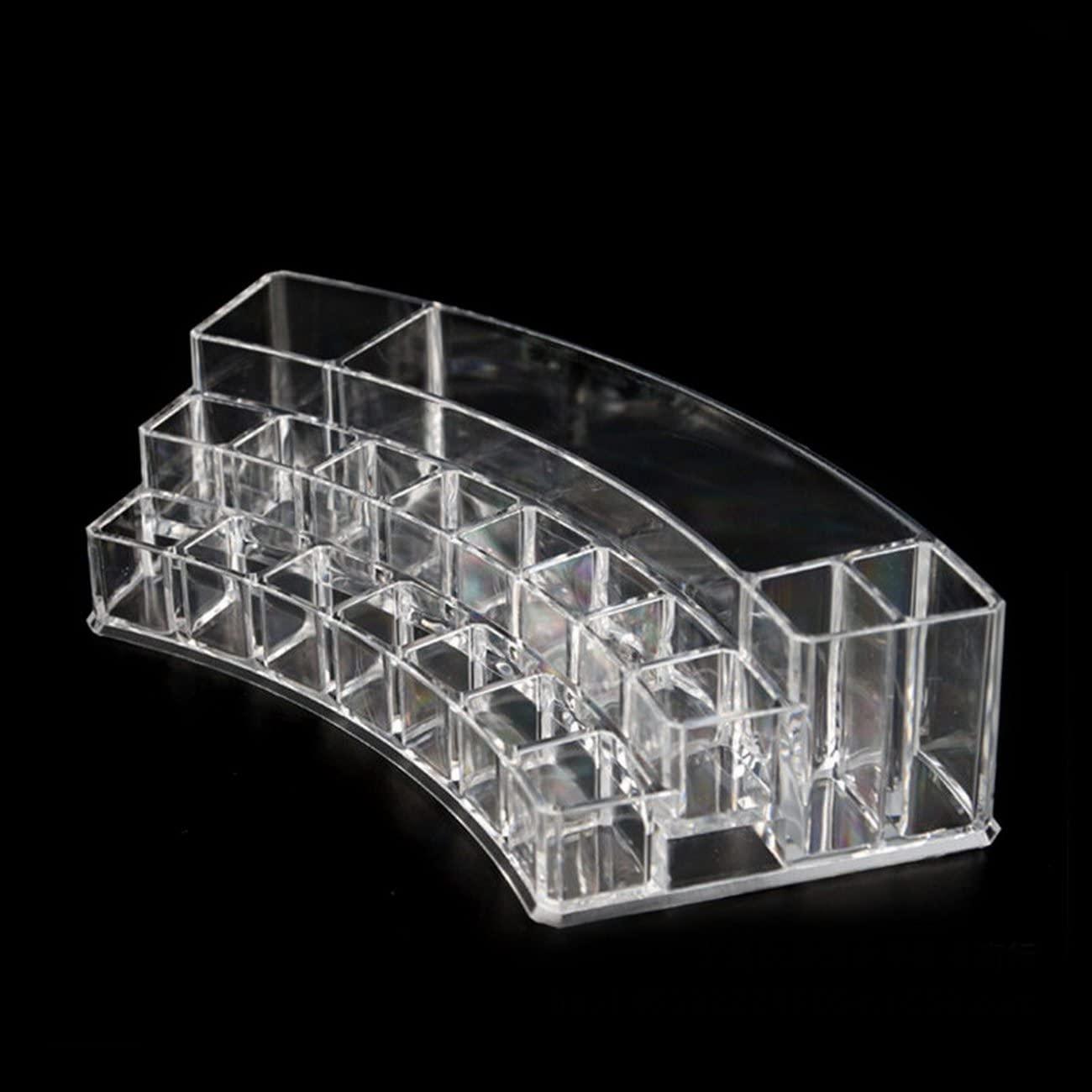 KUAILEJIA jewelry storage box acrylic cosmetic jewelry storage box cosmetic box storage bo