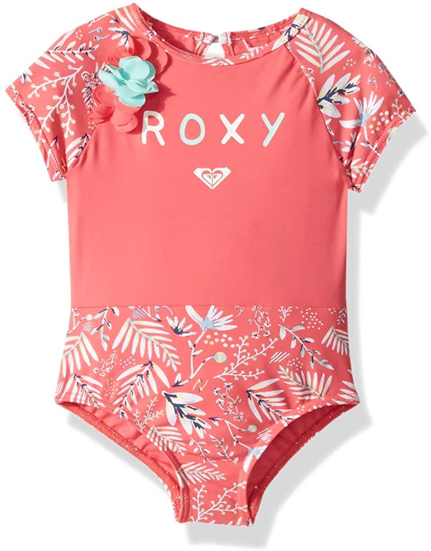 Roxy Girls' Little Bali Dance Onesie Swimsuit