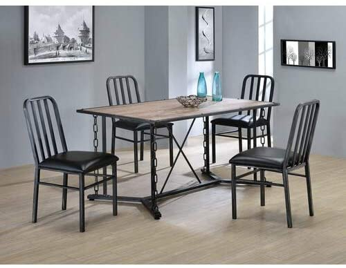 Rajtai Dining Chair Set with Table