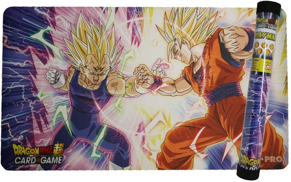 Official Dragon Ball Super Playmat - Vegeta vs Goku