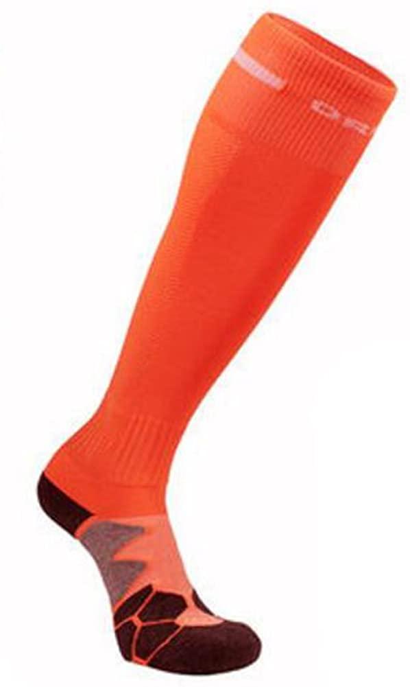 George Jimmy Outdoor/Hiking Orange Protection Football Socks Tennis Adults Socks